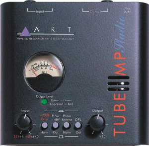 ART TUBE MP STUDIO PRE-AMP
