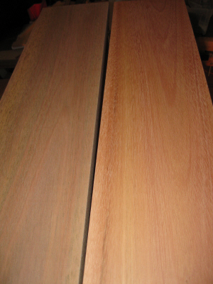 Oxy  Clean wood treatment