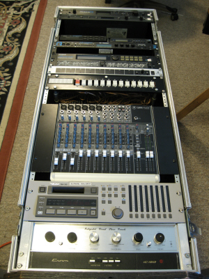 Midi Equipment Rack